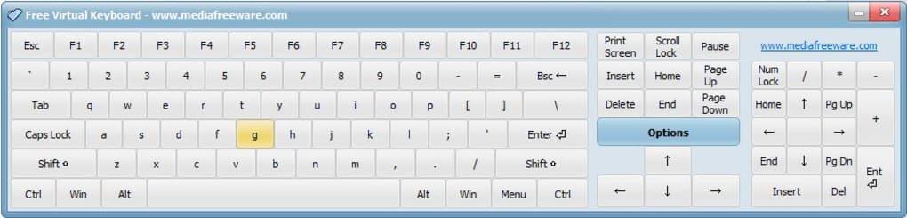 Free Virtual Keyboard - Download
