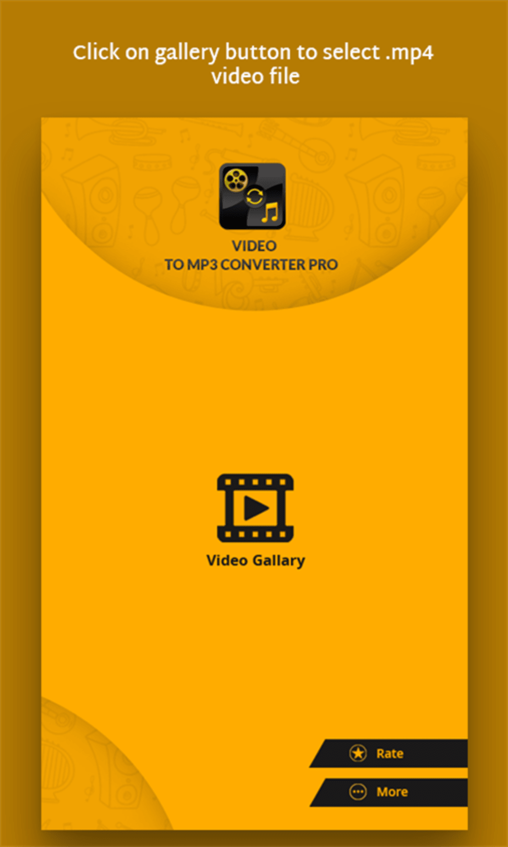 Video To MP3 Converter Pro - Download