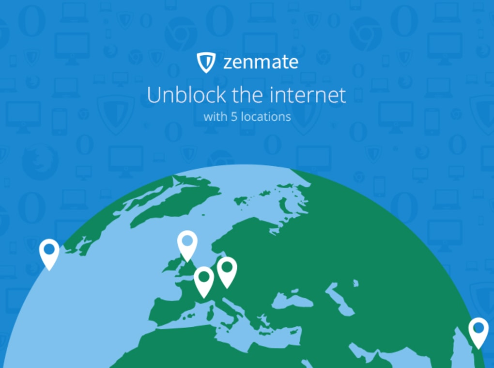 ZenMate VPN for Firefox - Download