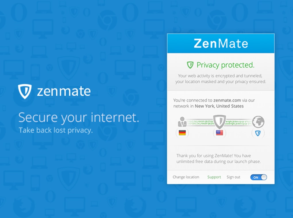 Zenmate Firefox Alternative