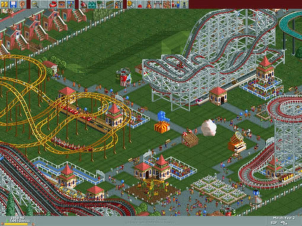 RollerCoaster Tycoon®: Deluxe - Download