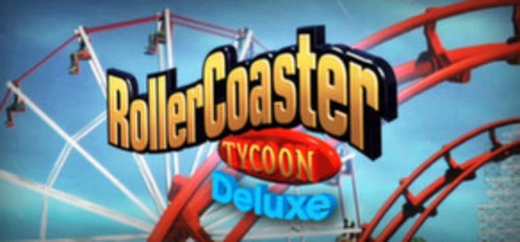 RollerCoaster Tycoon®: Deluxe - Download