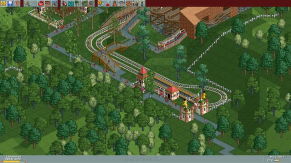 rollercoaster tycoon download vollversion kostenlos deutsch mac