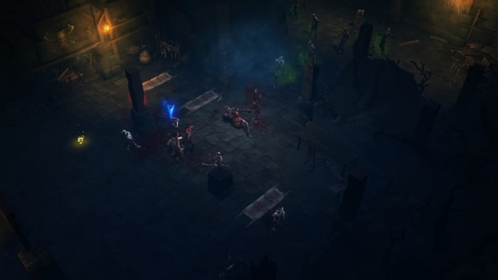 Blizzard entertainment:diablo 2.