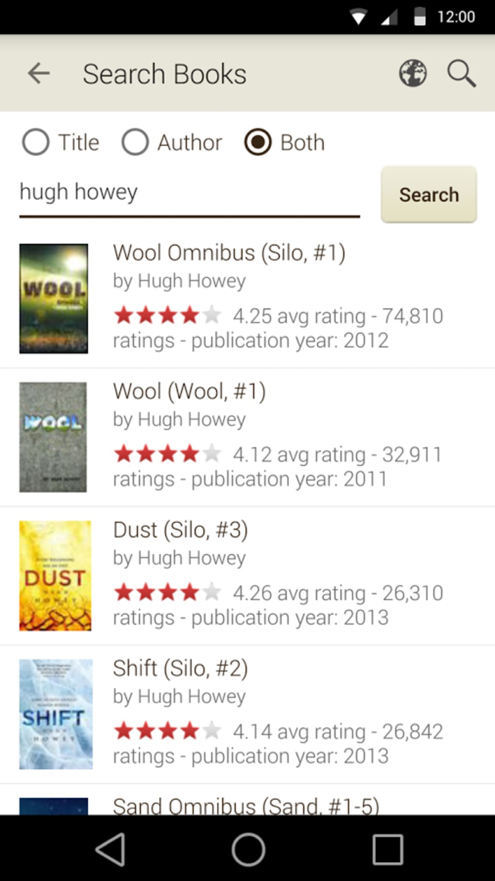 Goodreads for Android - Download