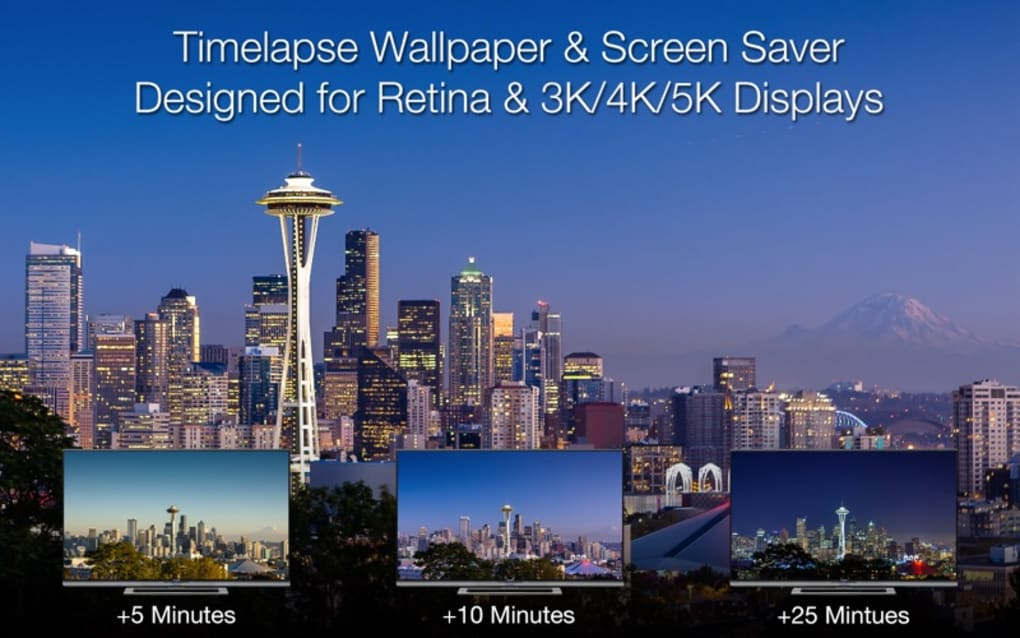 Magic Window 4K - Timelapse Wallpaper for Mac - Download