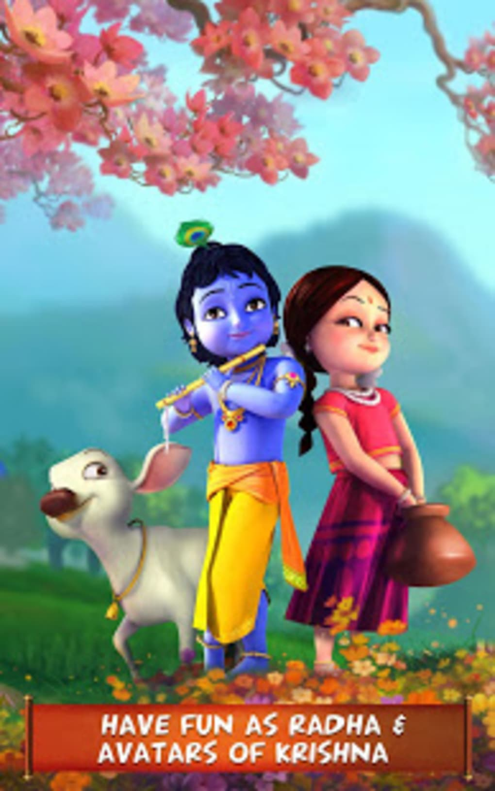 little krishna screenshot