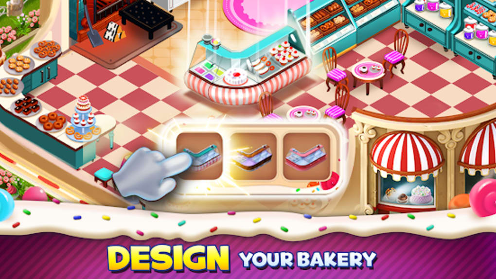 bakery story game free download for pc