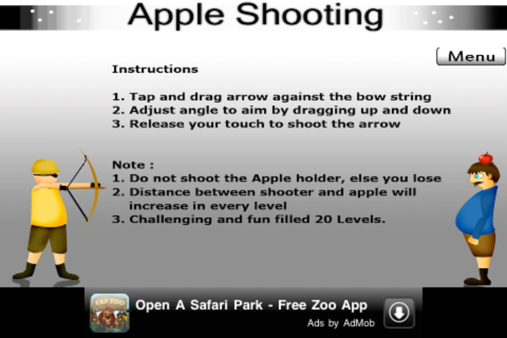 Apple Shooting for iPhone - Download