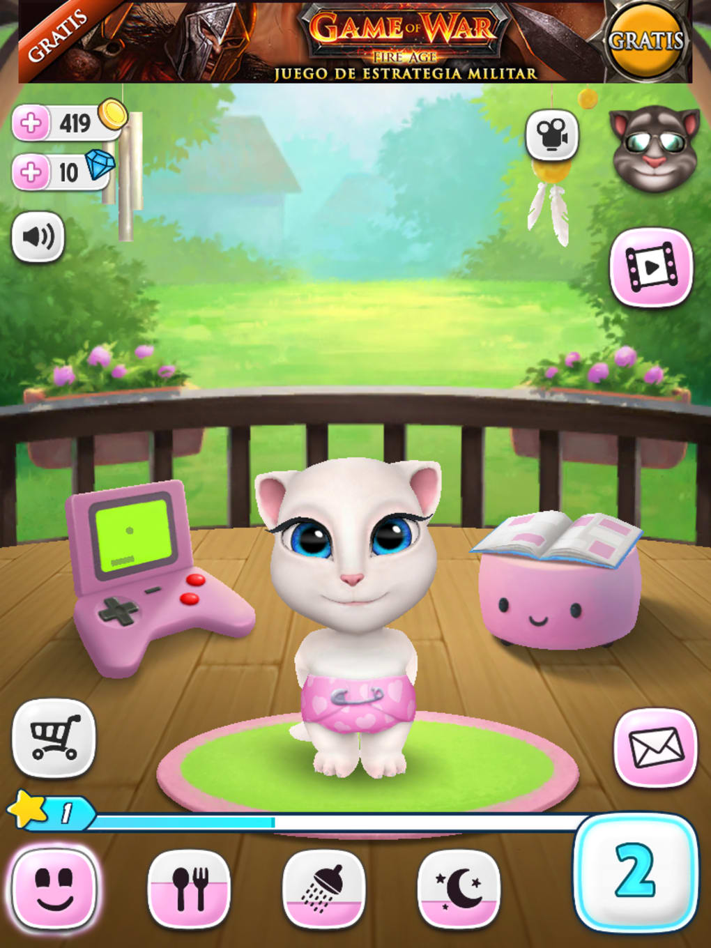 My Talking Angela for iPhone - Download