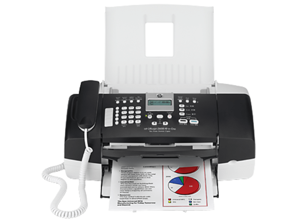 Multifuncional hp officejet j3680 youtube.