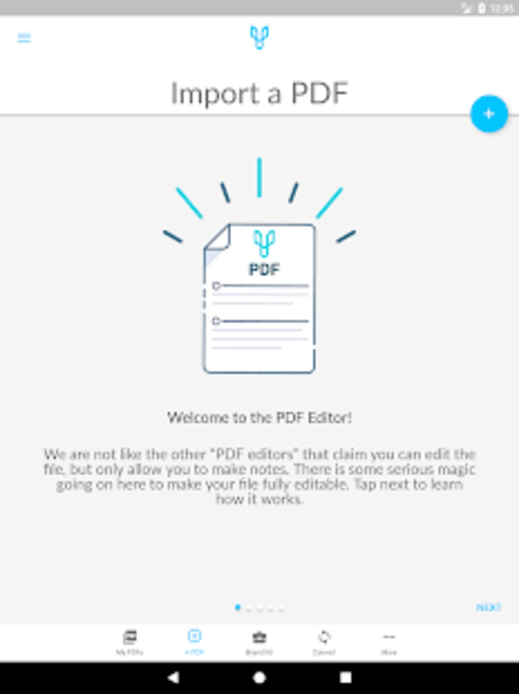 PDF Editor for Android - Download