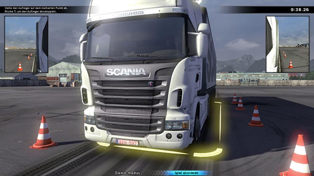 scania truck driving simulator download free mac