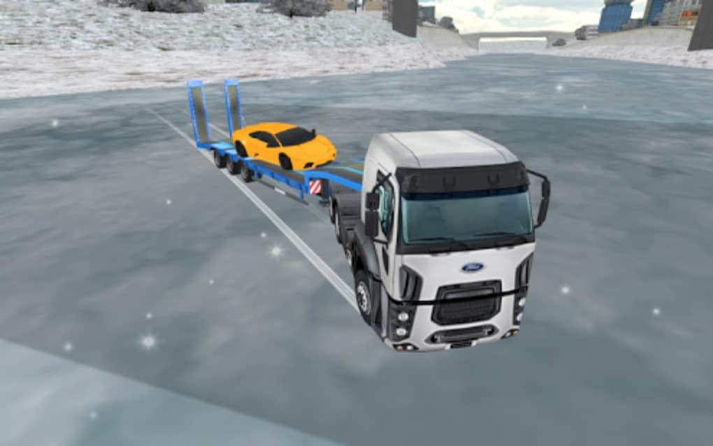 Euro Truck Driving Simulator for Android - Download