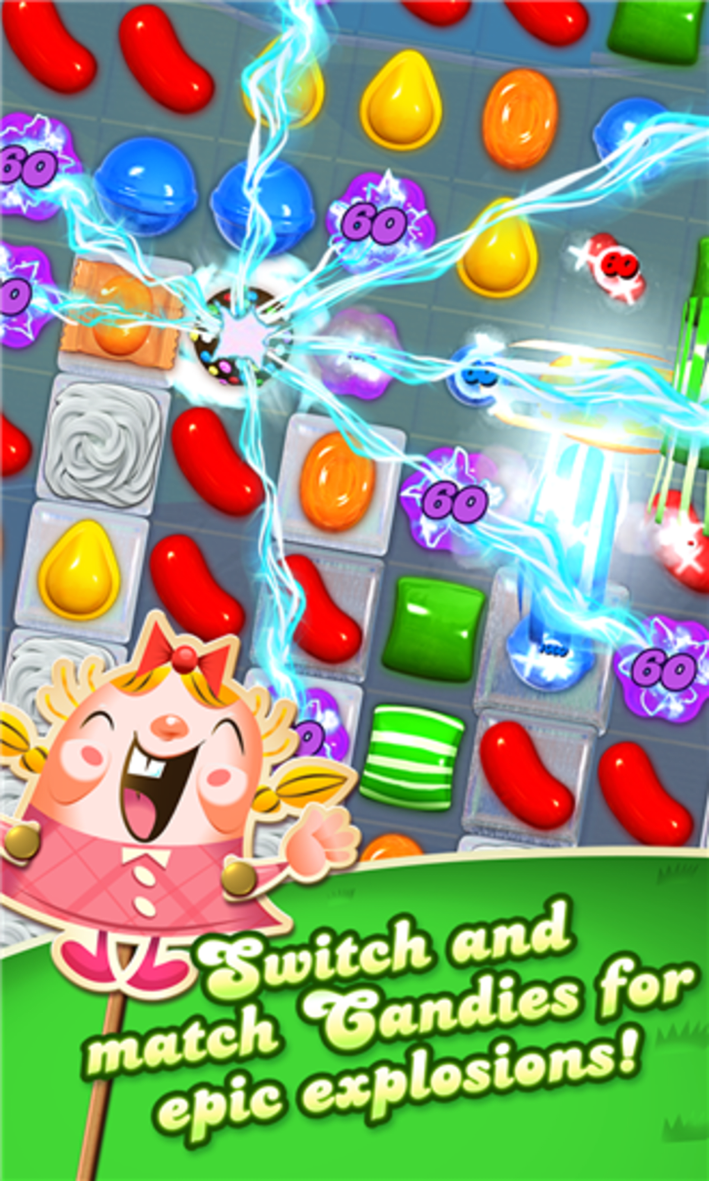 candy crush game free download for mobile phone