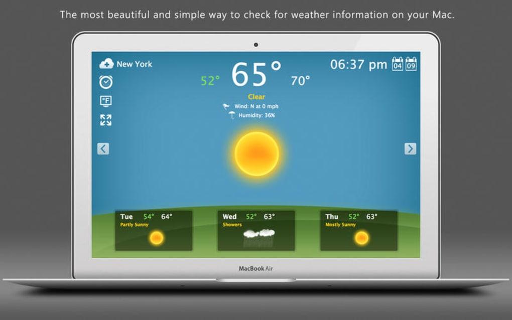 Download weatherbug 1. 1. 0. 10 for mac free.