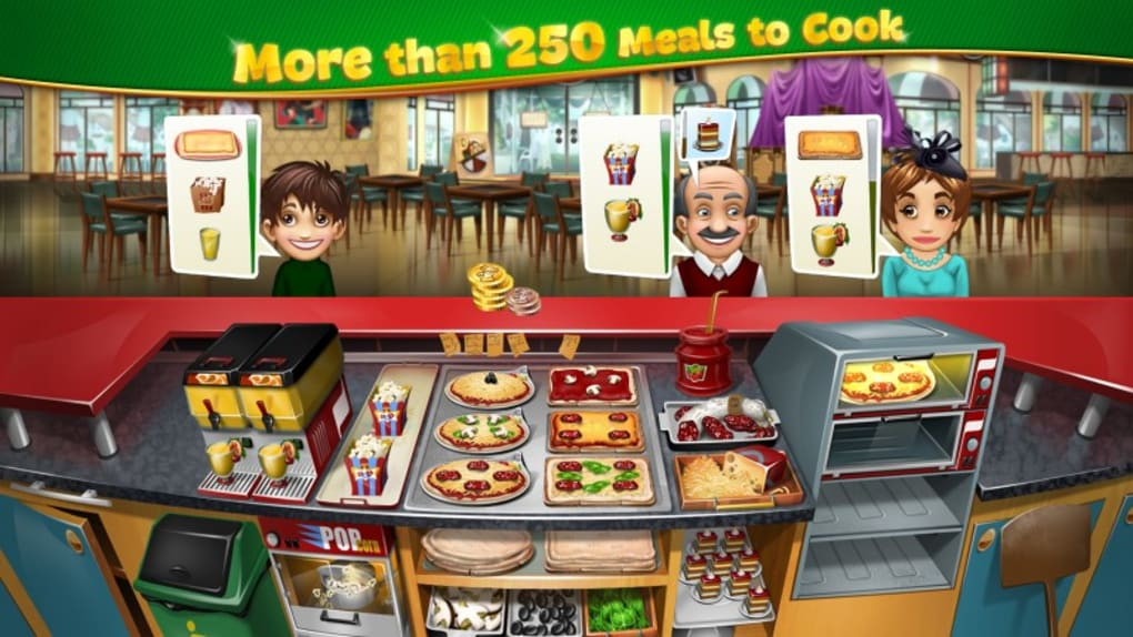 Cooking Fever Descargar