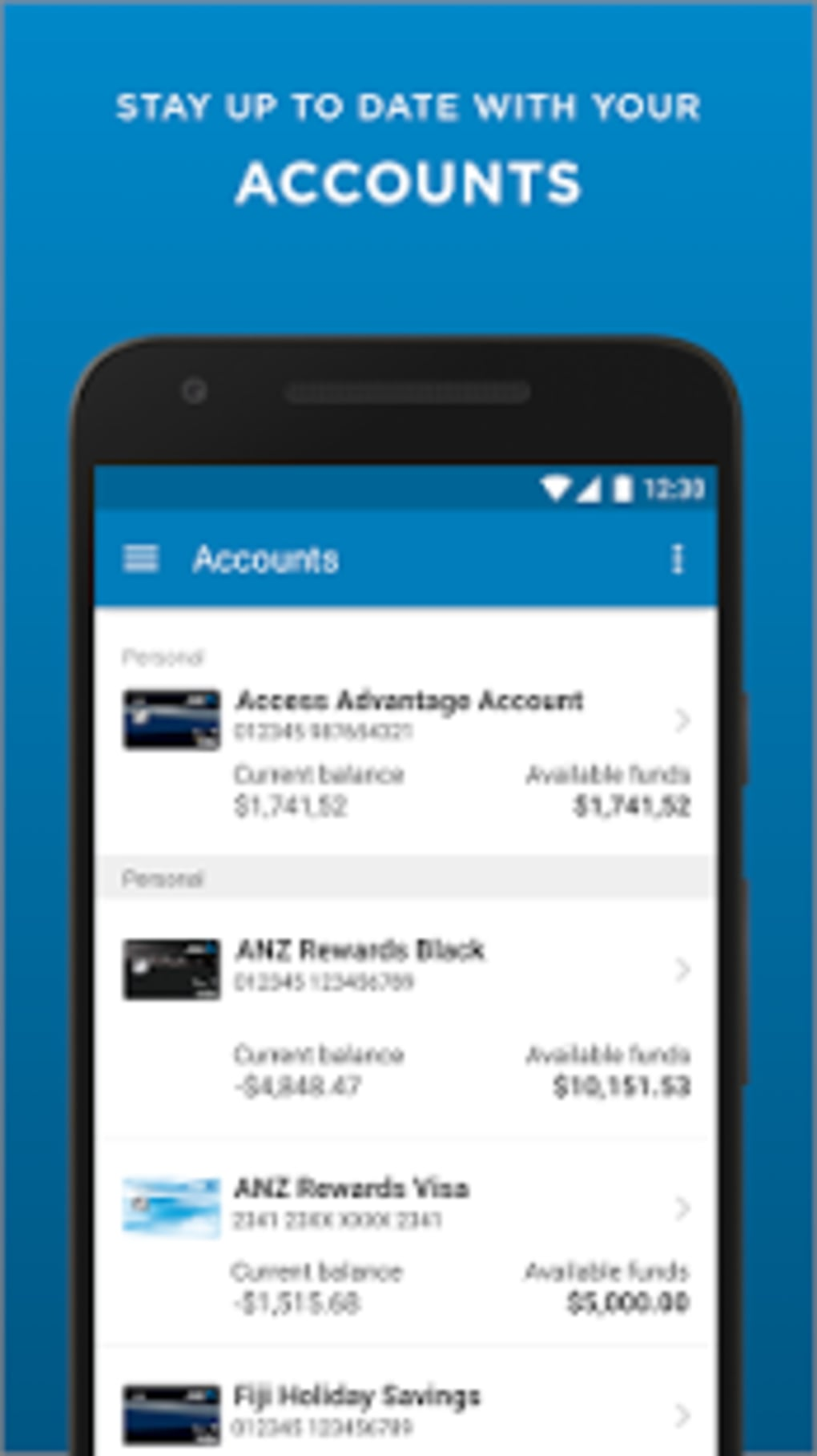 ANZ goMoney Australia for Android - Download