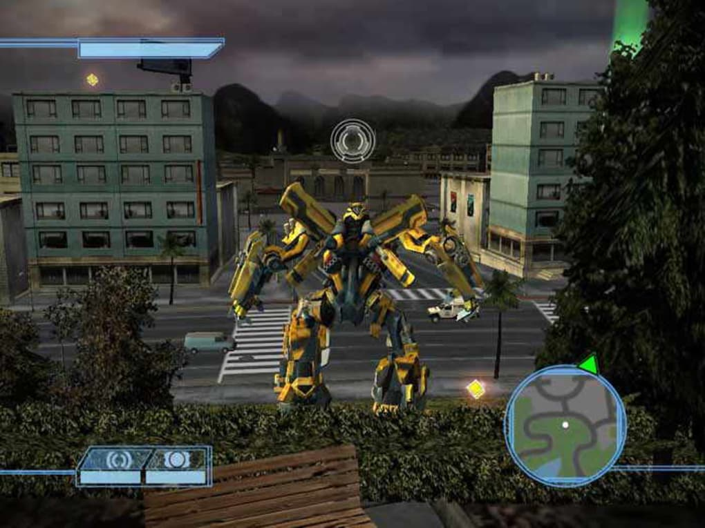 bedava transformers the game crack