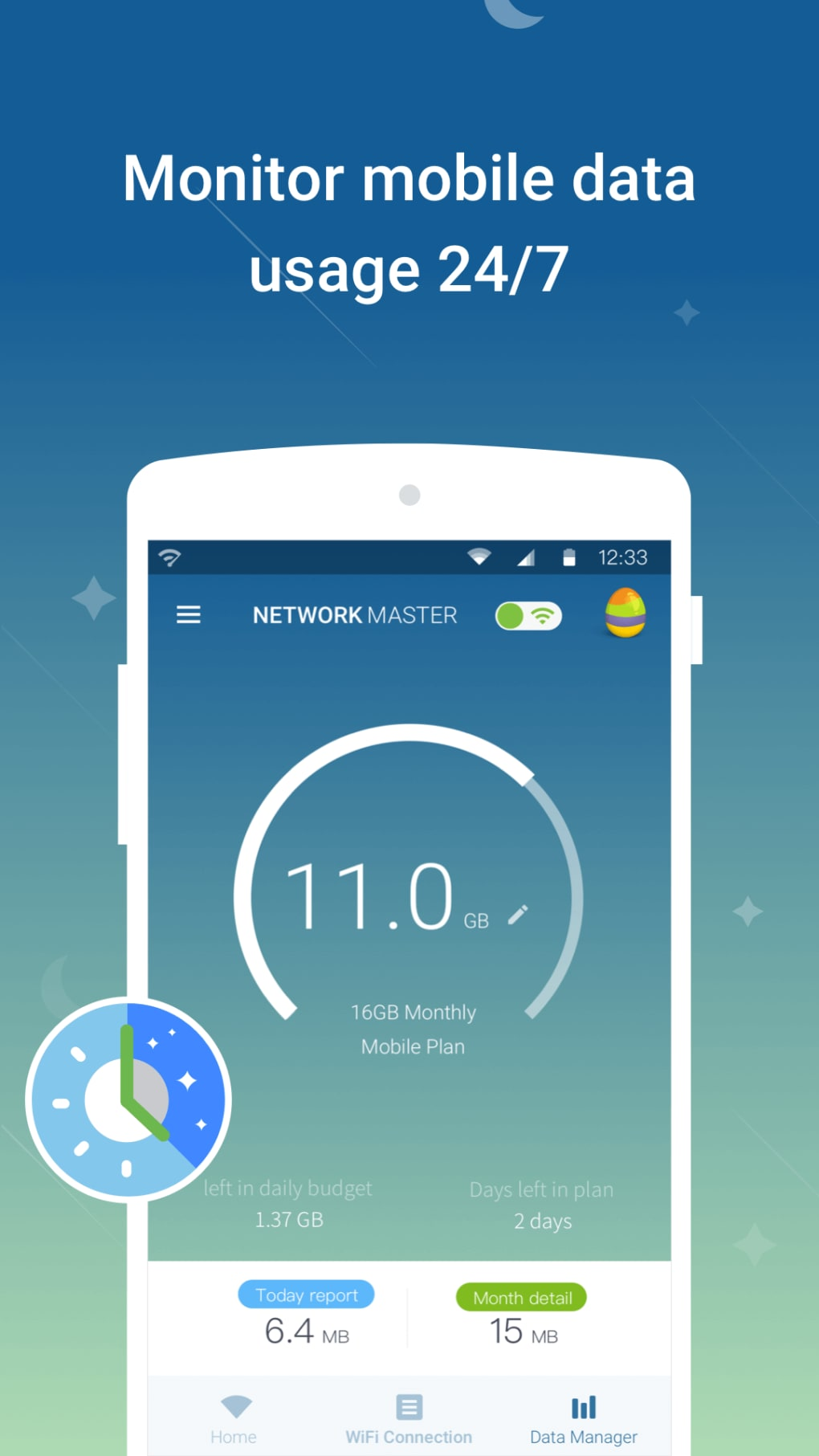Network Master - Speed Test for Android - Download