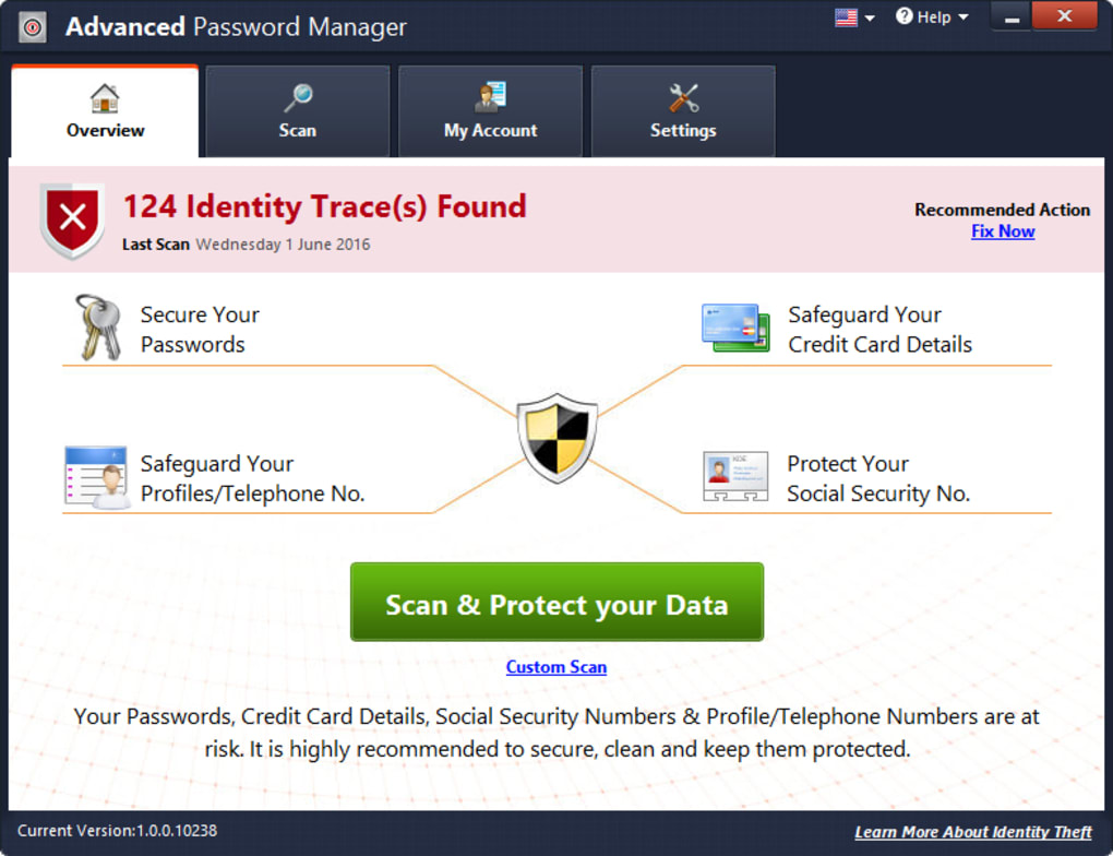 Advanced Password Manager - Download
