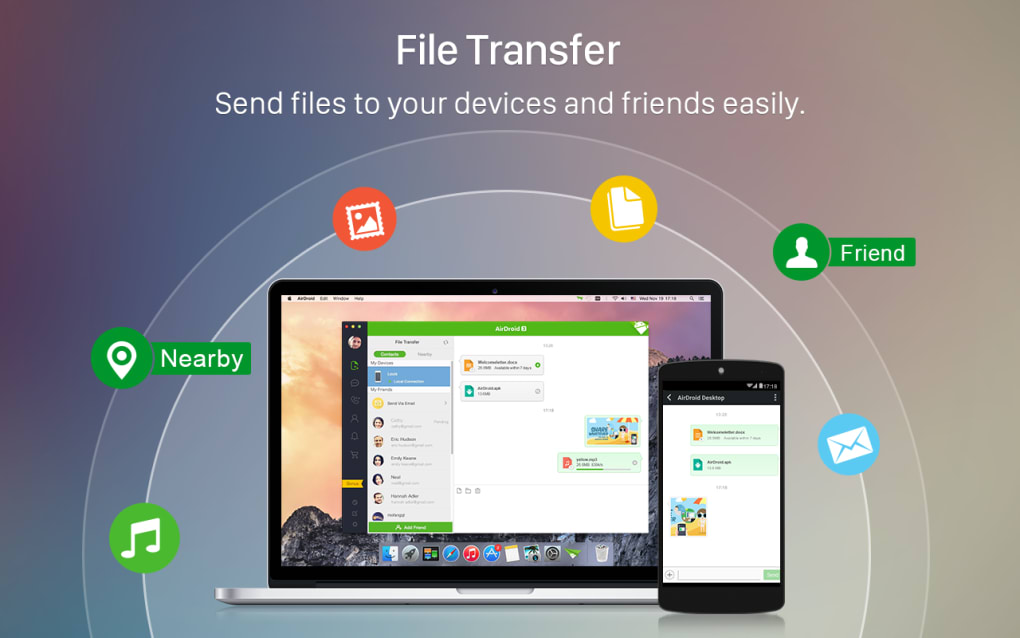 AirDroid Desktop - Download