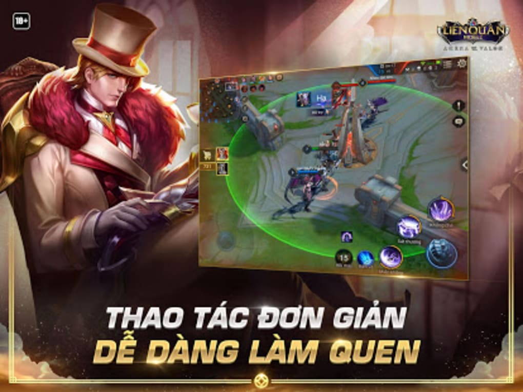 Garena Liên Quân Mobile for Android - Download