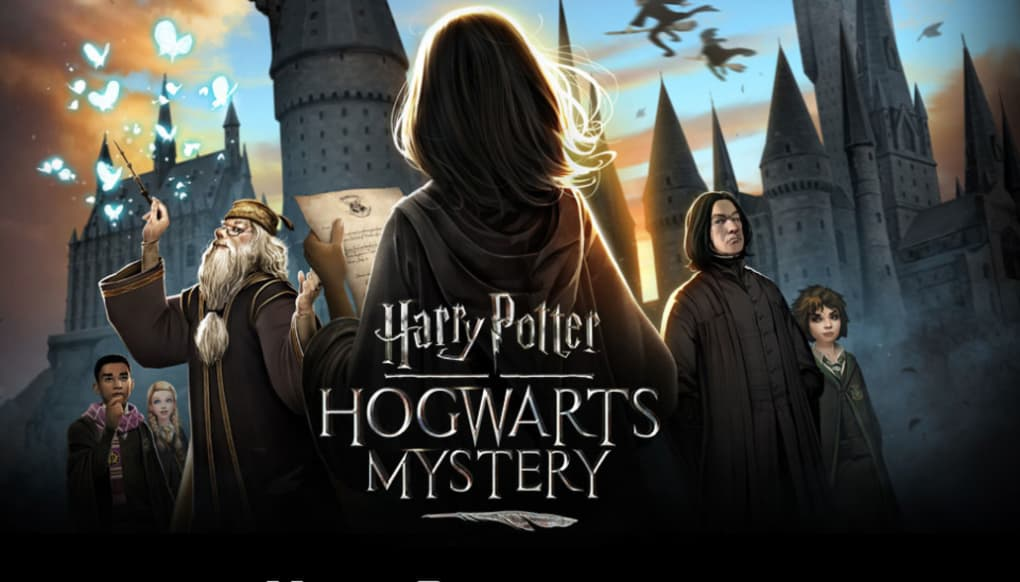 Harry Potter: Hogwarts Mystery for Android - Download