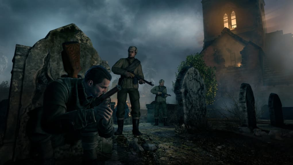 demo jouable sniper elite v2 pc