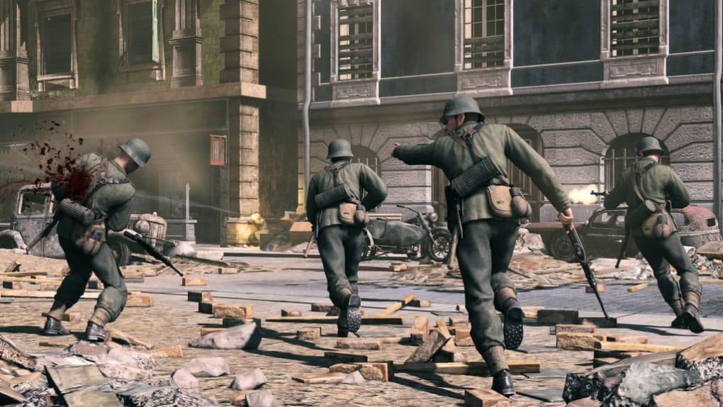 demo jouable sniper elite v2 pc