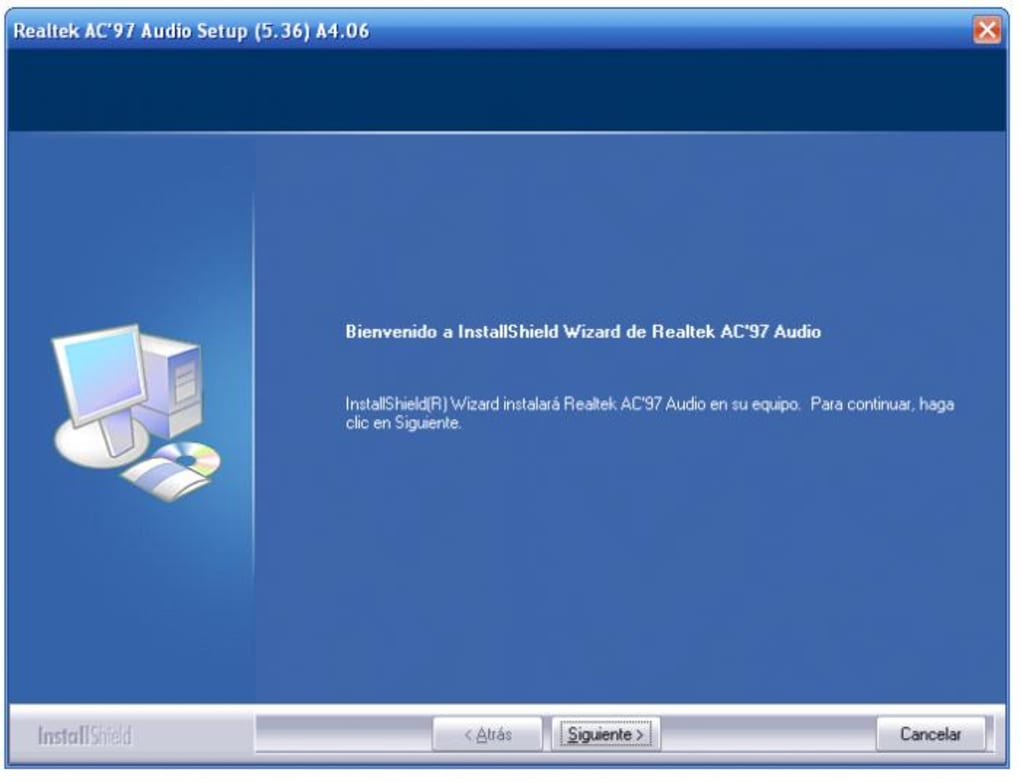 SOUNDMAN.EXE REALTEK AC97 AUDIO DRIVERS UPDATE