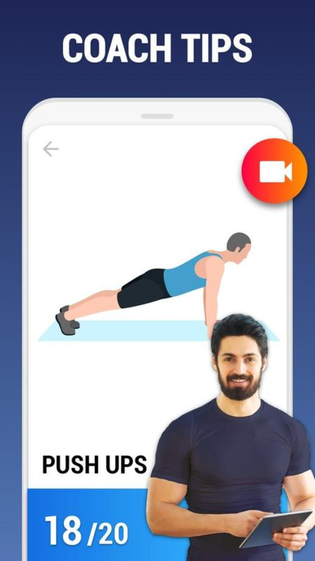 Home Workout - No Equipment for Android - Download