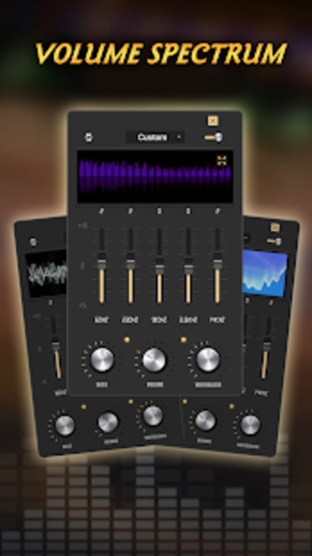 Equalizer Pro Volume Booster Bass For Android Download Audio