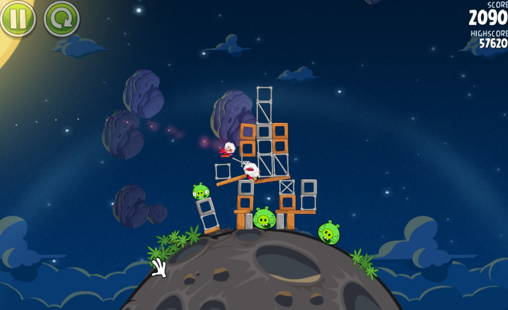 Angry birds space t l charger - Angry birds space gratuit ...