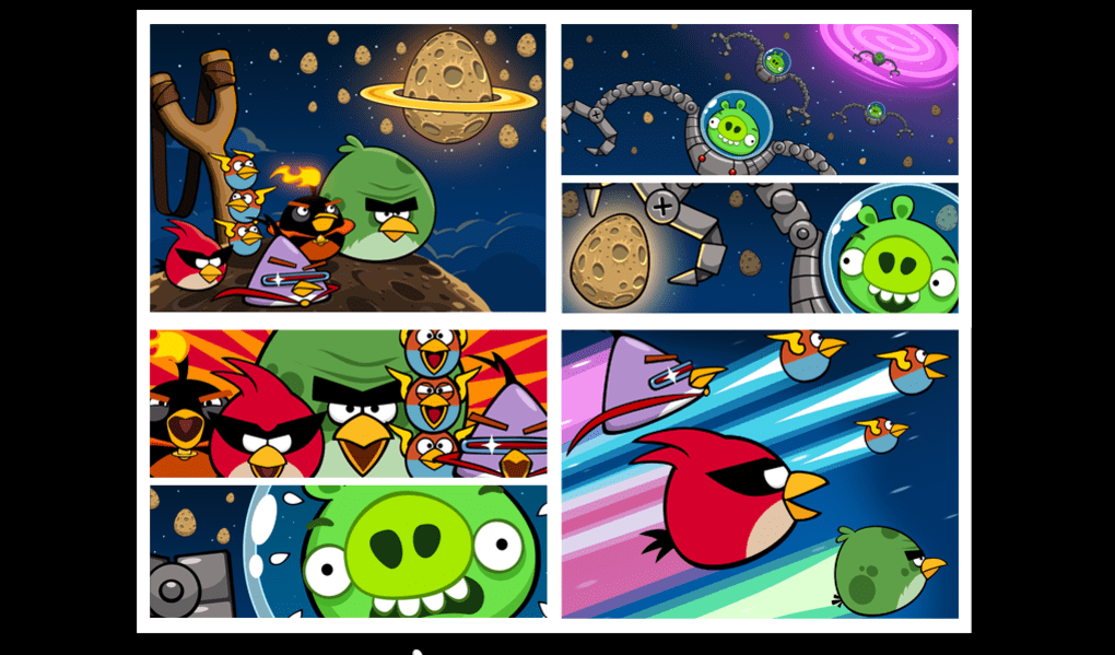angry birds space for samsung galaxy pop