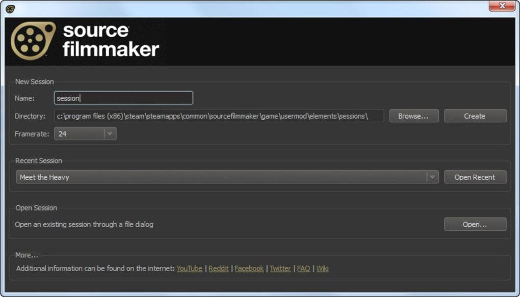 Source Filmmaker - Download