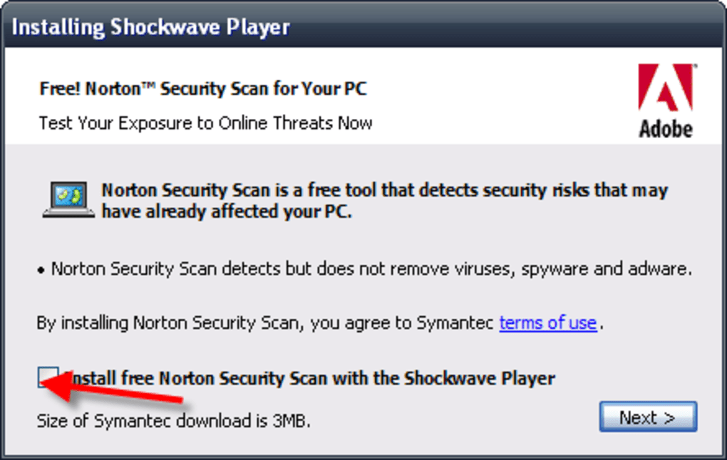 shockwave player 8.5