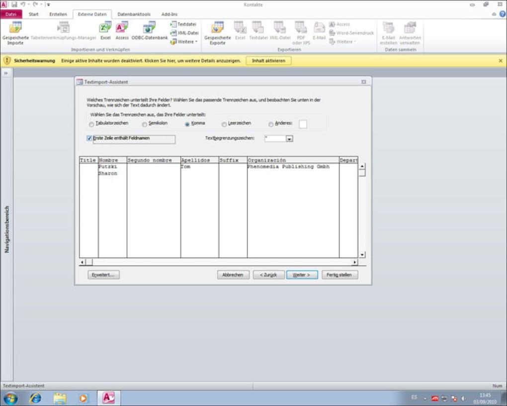 Nett Microsoft Access 2007 Vorlagen Zeitgenössisch - Entry Level ...