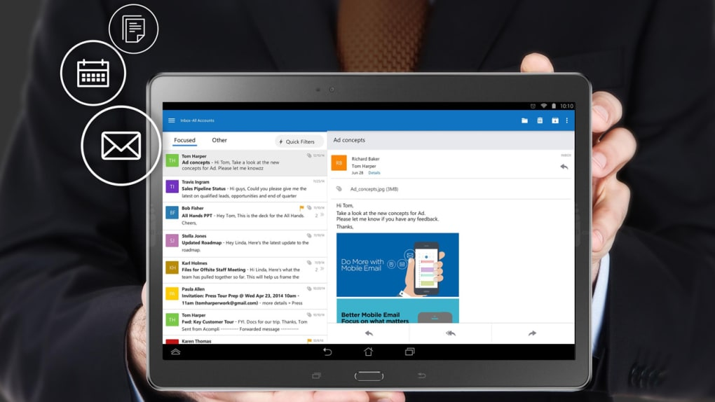 Microsoft Outlook for Android - Download