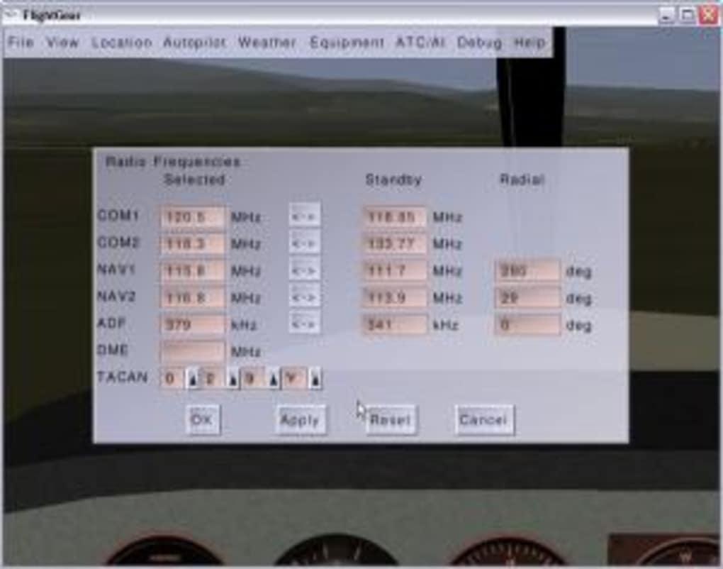 O FLIGHTGEAR AVIOES V2.0.0 BAIXAR PARA