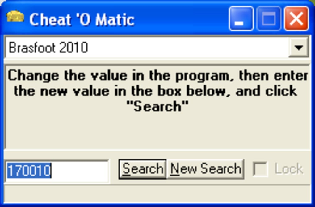 Cheat-O-Matic - Download
