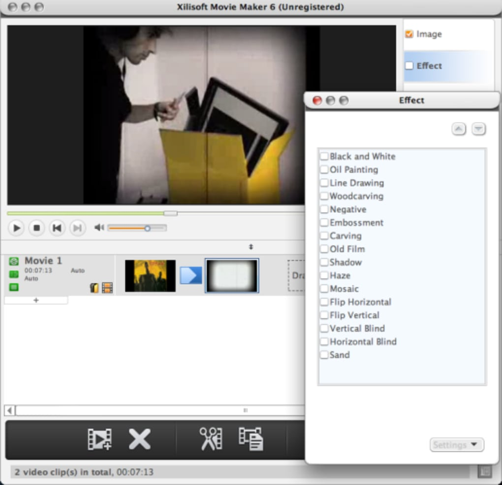 Xilisoft movie maker for mac download xilisoft movie maker pros ccuart Choice Image