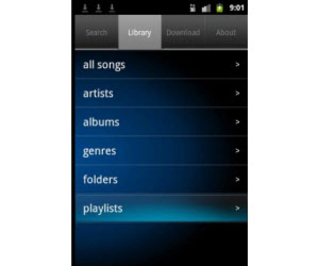 free music download app galaxy s8