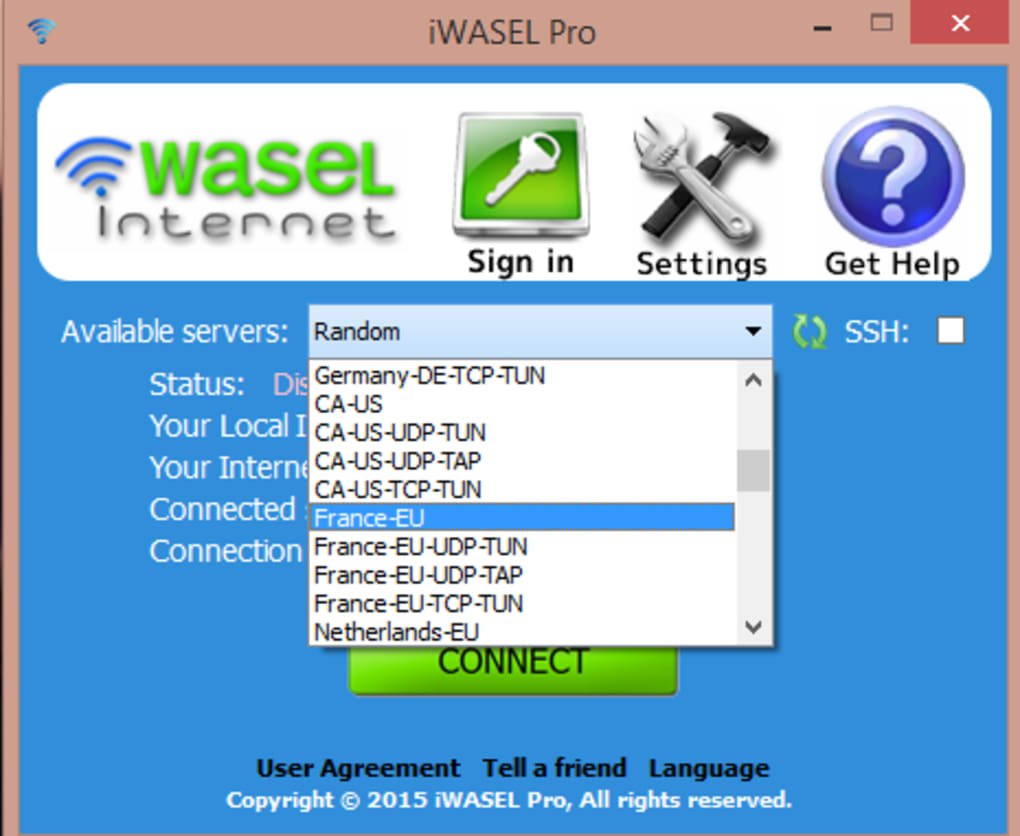 iWASEL Pro - Download