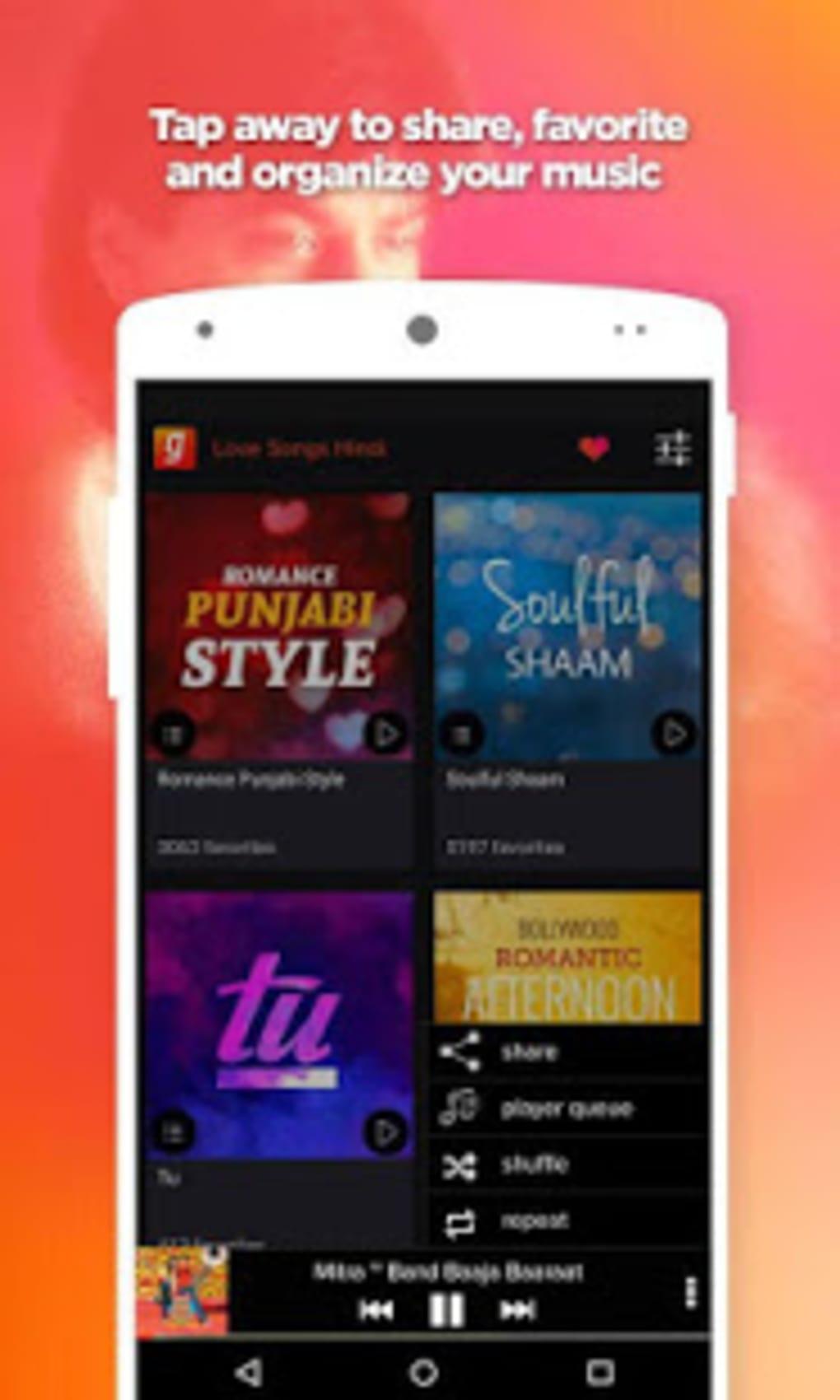 hindi song music app download