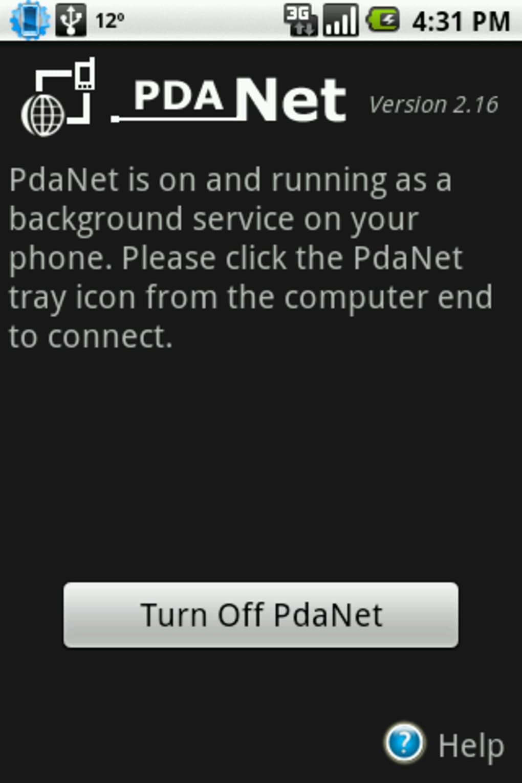 PdaNet