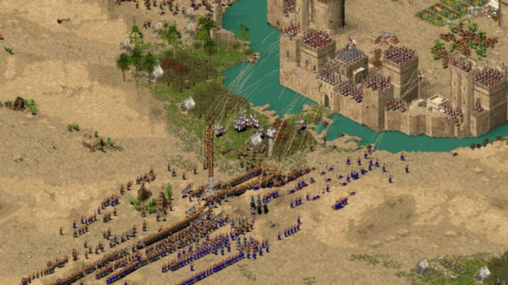 stronghold hd download full game free