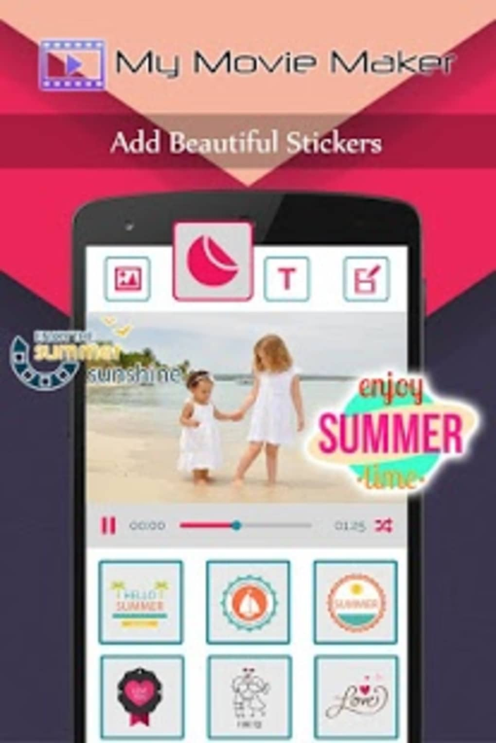 Photo Video Maker With Music for Android - Download