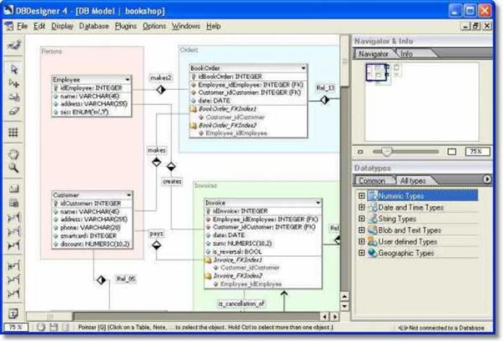 dbdesigner 4.0.5.6