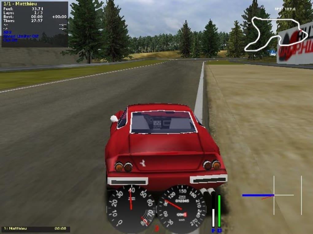 TORCS The Open Racing Car Simulator for Mac - Download